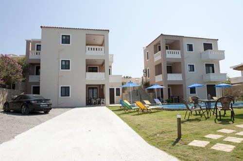 Gereoudis Apartments - dream vacation