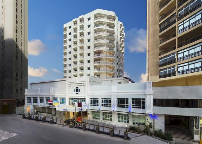 Hilton Alexandria Corniche - dream vacation
