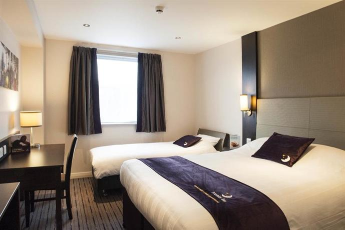 Premier Inn Fleet - dream vacation