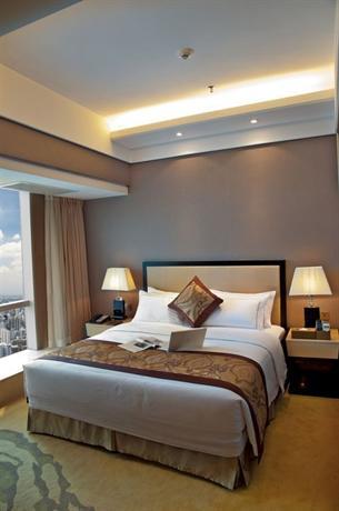Vertical City Hotel Guangzhou - dream vacation