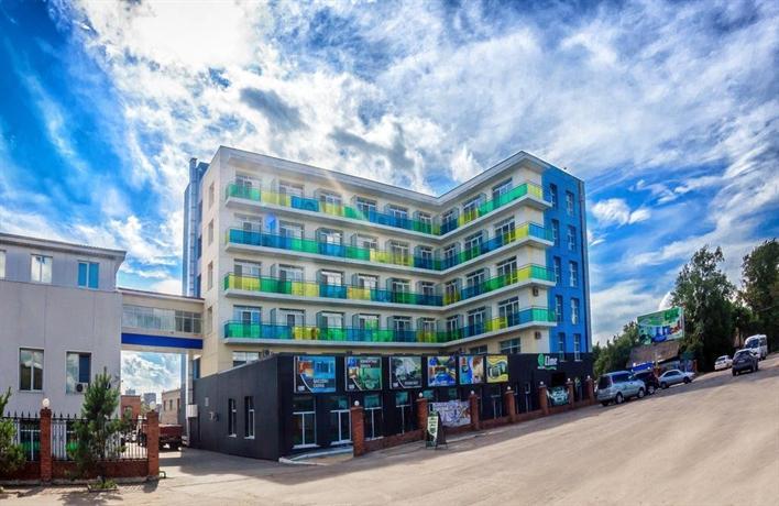 Lime Hotel Khabarovsk - dream vacation