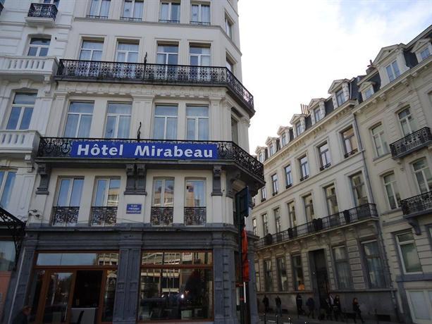 Mirabeau Hotel Brussels - dream vacation
