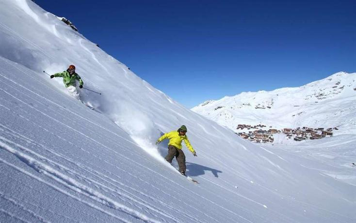 Residence Chalets des Neiges Hermine - dream vacation