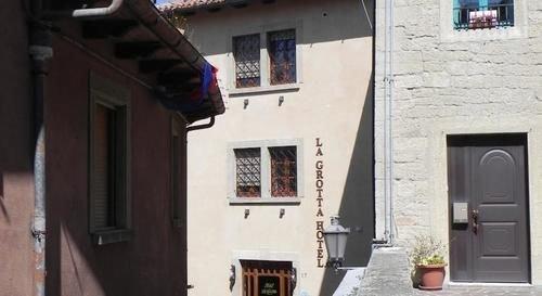 Hotel La Grotta San Marino - dream vacation