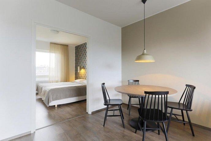 Forenom Serviced Apartments Helsinki Lapinlahdenkatu