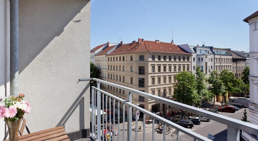 Grosses Apartment Steinstr 21