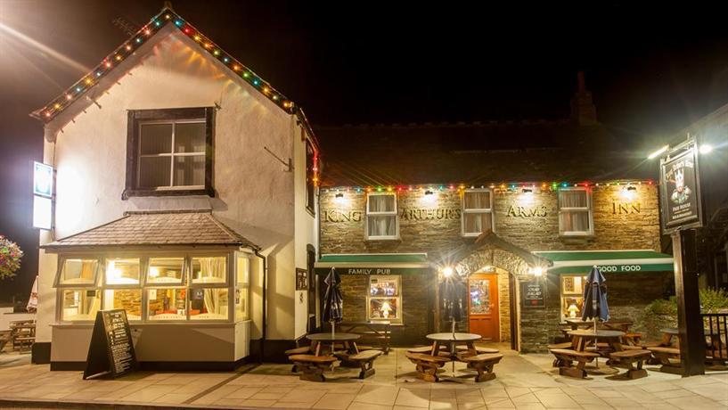 King Arthur\'s Arms Inn - dream vacation