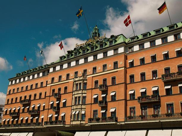 Grand Hotel Stockholm - dream vacation