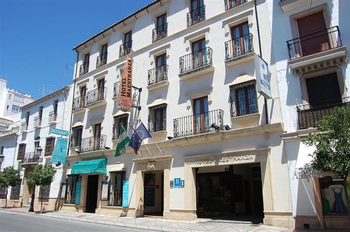 Hotel Maestranza Ronda - dream vacation
