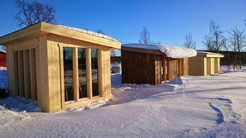 Arctic Gourmet Cabin - dream vacation