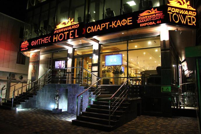 Отель Forward