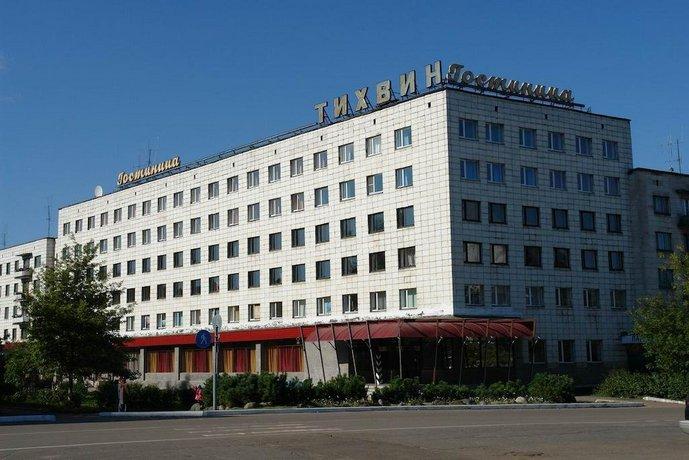 Отель Тихвин