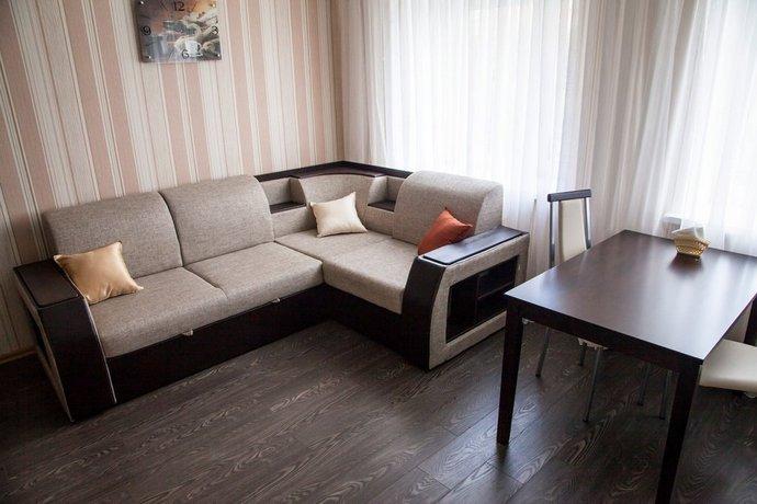 Отель 7 этажей Тюмень Центр