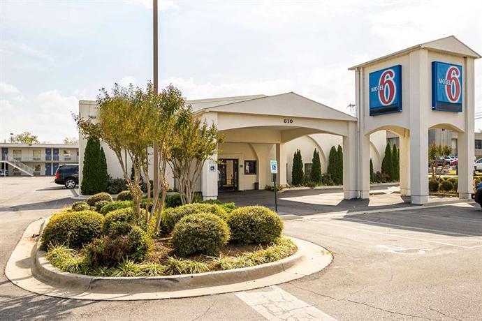 Motel 6 Decatur Alabama - dream vacation