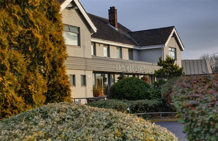 Samlesbury Hotel - dream vacation