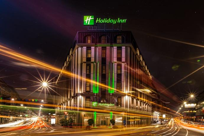 Holiday Inn Milan - Garibaldi Station - dream vacation