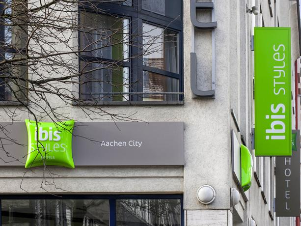 Ibis Styles Hotel Aachen City - dream vacation
