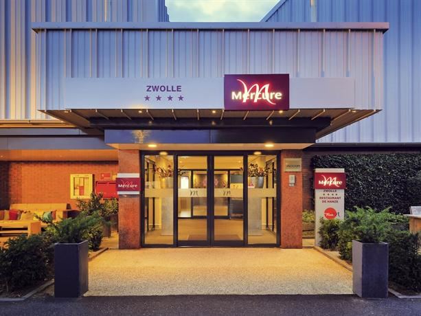 Mercure Hotel Zwolle - dream vacation
