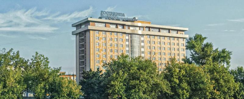 Intourist Kolomenskoye Hotel - dream vacation