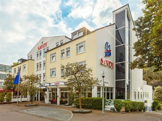 CityClass Hotel Savoy - dream vacation