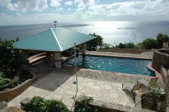 Point of View - Private Villa Antigua - dream vacation