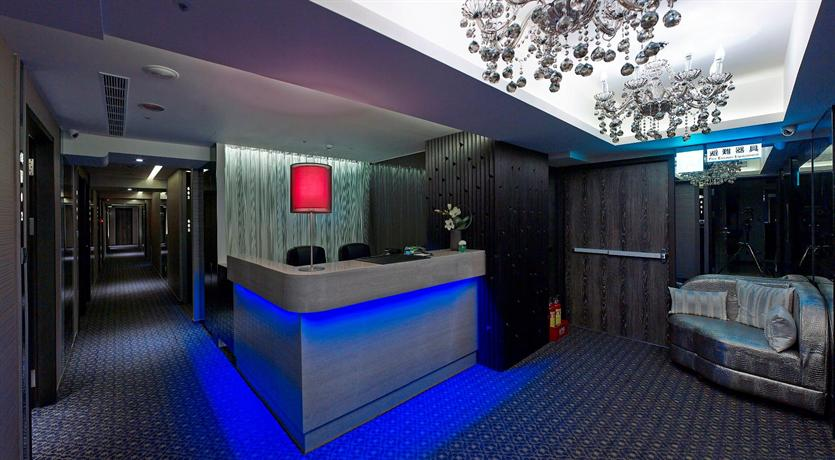 Beauty Hotels Taipei - Hotel Bnight - dream vacation