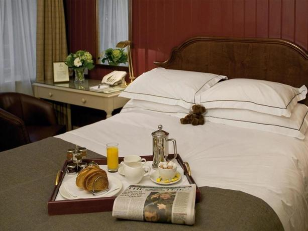 Macdonald Bear Hotel - dream vacation