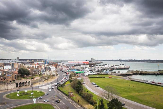 Holiday Inn Southampton - dream vacation