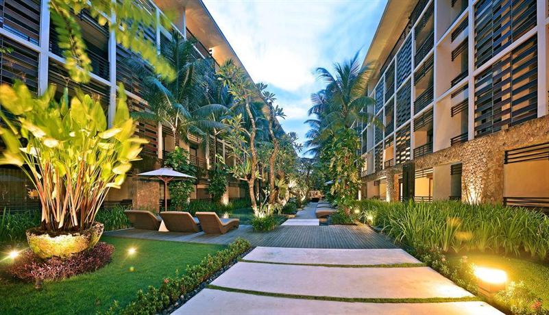 The Haven Hotel Bali - dream vacation