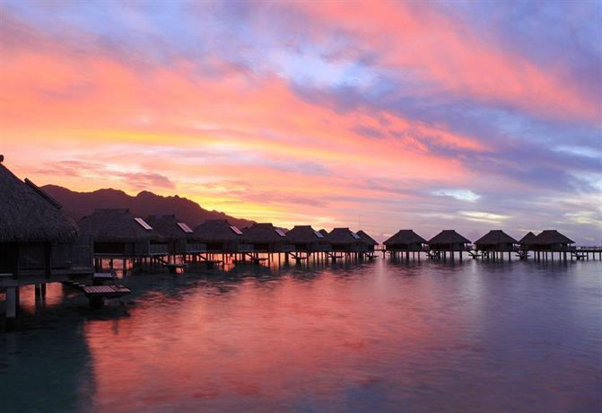 Hilton Moorea Lagoon Resort and Spa - dream vacation