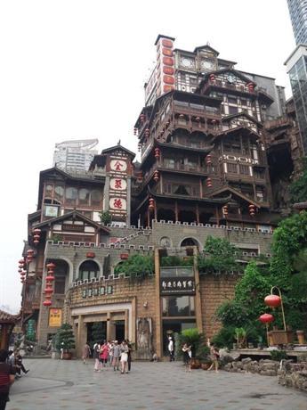 Chongqing Hongyadong Hotel - dream vacation