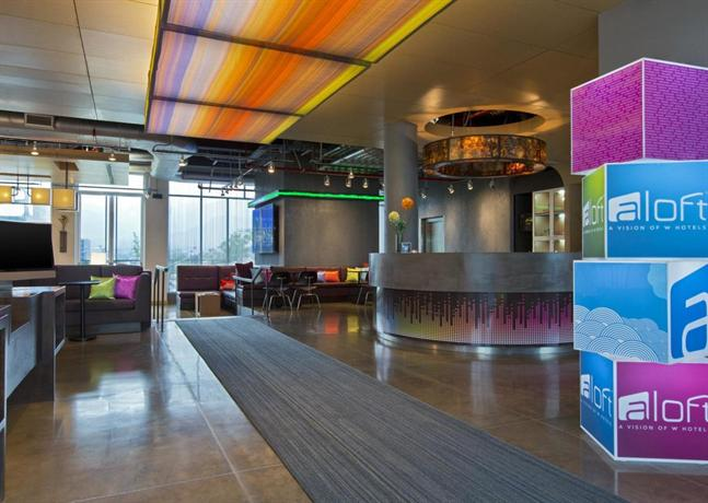 Aloft San Jose Hotel - dream vacation