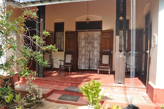 Walauwa Villa Ahungalla - dream vacation