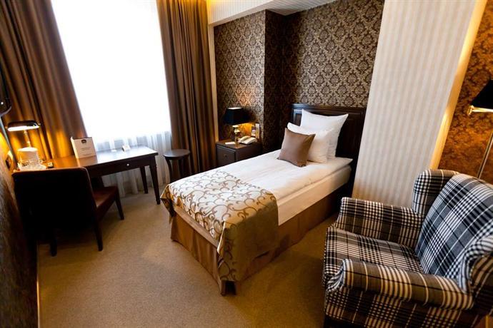 Отель Best Western Plus Спасская