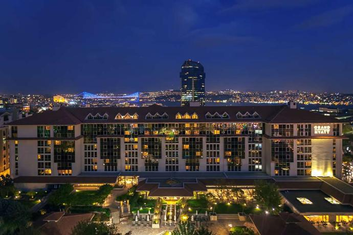 Grand Hyatt Istanbul - dream vacation