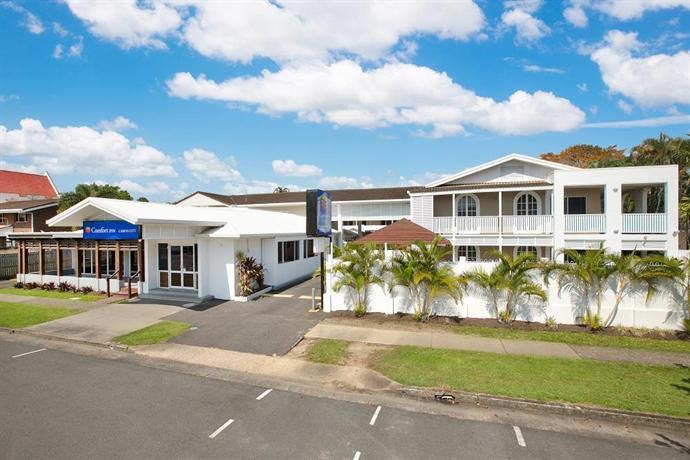 Photo: Comfort Inn Cairns City