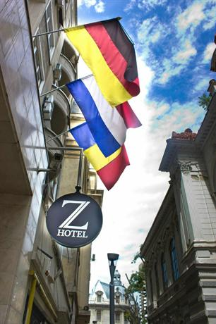 Z Executive Boutique Hotel - dream vacation