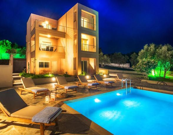 Cyan Icons Villas - dream vacation
