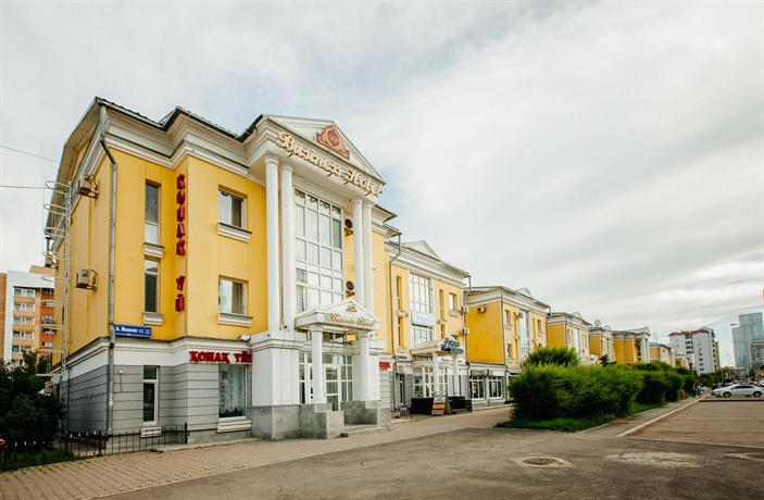 Бизнес-отель Астана