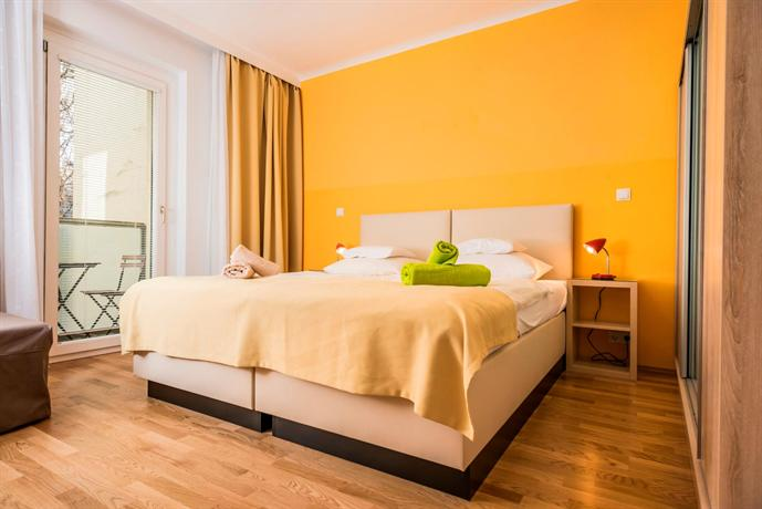 Appartements Ferchergasse - dream vacation