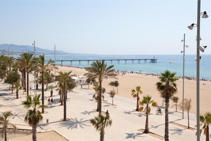 Alcam Badalona Playa Norte - dream vacation