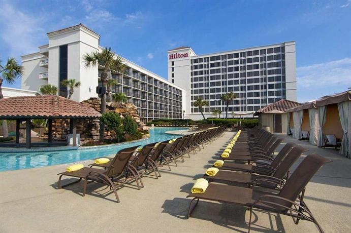 Hilton Galveston Island Resort