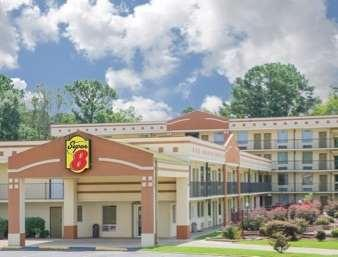Super 8 Motel Jasper Alabama - dream vacation