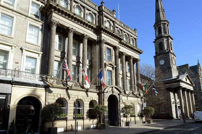 The Principal Edinburgh George Street - dream vacation