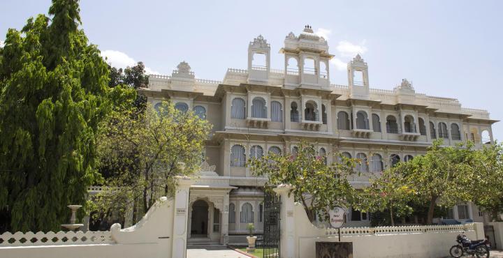 Hotel Ram Pratap Palace Udaipur