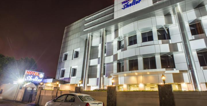 Hotel Shelter Lucknow - dream vacation