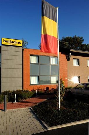 Balladins Superior Hotel Charleroi Airport - dream vacation