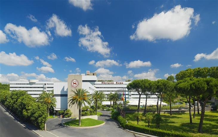 Sheraton Roma Hotel & Conference Center - dream vacation