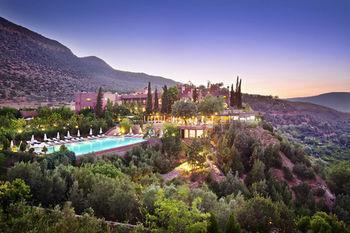 Kasbah Tamadot - dream vacation