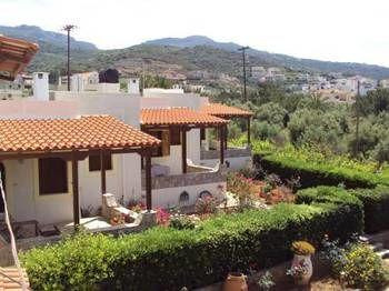 Villa Katerina Agia Fotia - dream vacation